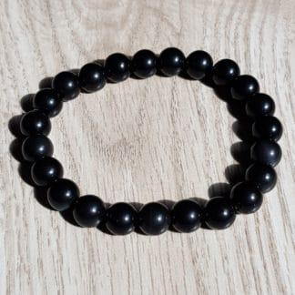 bracelet obsidienne noir