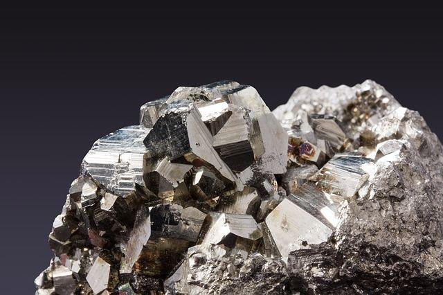pyrite pouvoir