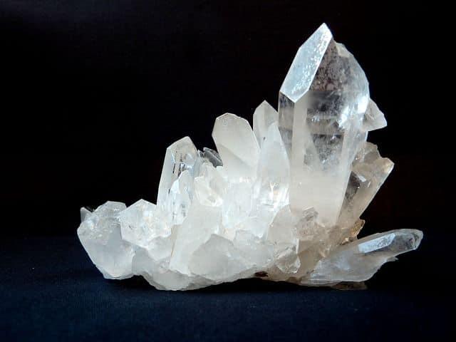 cristal de roche pouvoir