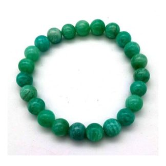 bracelet amazonite extra 8mm