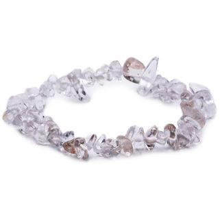 bracelet baroque cristal de roche