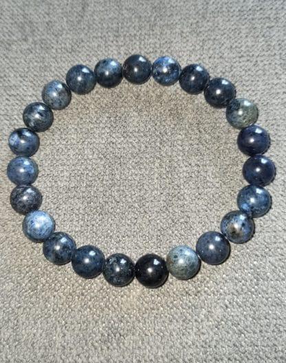 Bracelet en sodalite naturelle