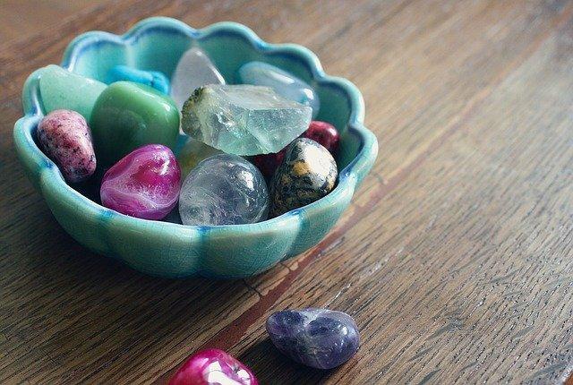 Pouvoir des pierres en lithotérapie