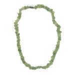 Collier baroques en new jade