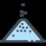 purification des pierres naturelles par le sel