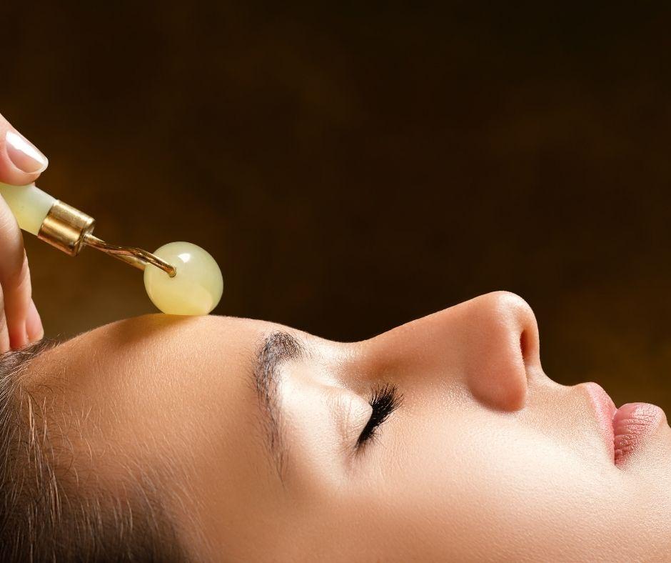 massage lithothérapie